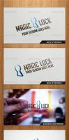 Magic Lock Logo Template - Graphicriver by Changyik