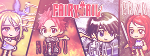 BSB } Fairy Tail by YvonneDaAwesome