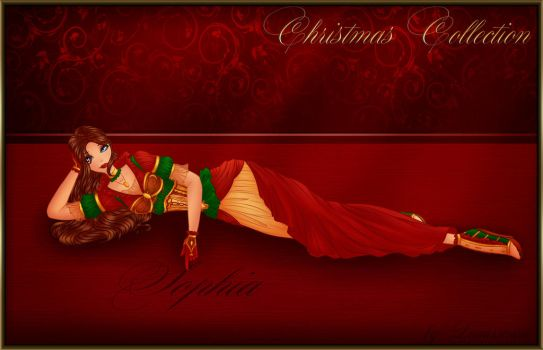 COM: Sophia Christmas Collection by Lumissencia
