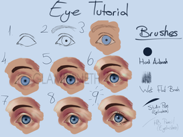Eye Tutorial by Glamra