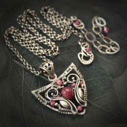 Cecise - necklace by BartoszCiba