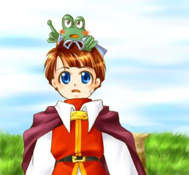 Frog Prince? by sdmeimi