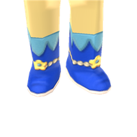 Magical Lana Boots by Rosemoji
