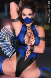 Kitana by Silverfangs21