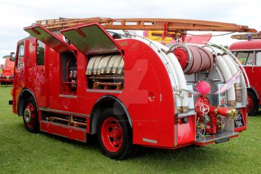Classic Fire Truck 03 by gopherboy76