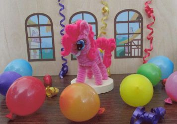 Pipe-Cleaner-Pinkie-Pie-Animation by Malte279