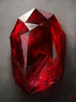 Infinity Ruby by ZsoltKosa