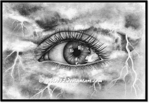 Eye Of The Storm by pbird12