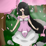 Cherry Blossoms by Lolalilacs