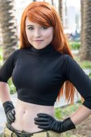 Anything is possible for Kim Possible by SlightlyIdentical