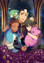 Voltron collab by inma