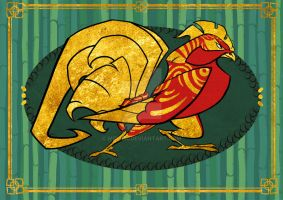 Year of the Rooster by Midsea