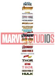 MCU Ranking - 10 Years (April 2018 Update) by JMK-Prime