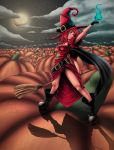Nehis's Pumpkin Patch. Colours by CB. by CB-ComicArt