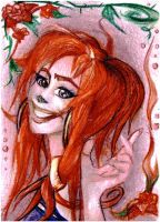 ACEO for Simonne8 by sineddine
