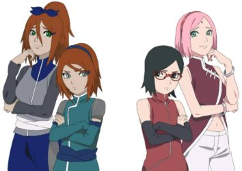Like Mother's and Like Daughter's  by KakashiXIrukaLover14