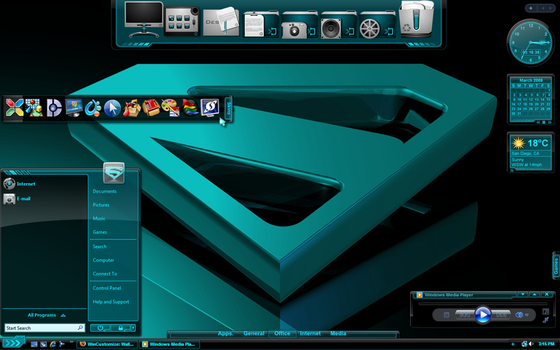 Sirus Desktop by a666a
