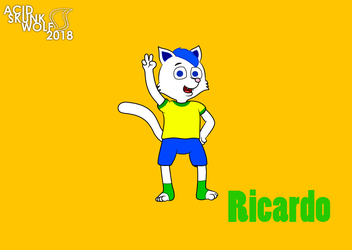 Ricardo by AcidSkunkWolf