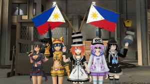 Filipino Nepsonas [SFM] by TacticalCTUBlak