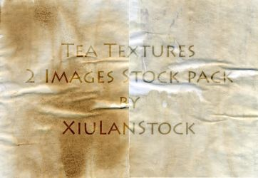Tea Textures by XiuLanStock