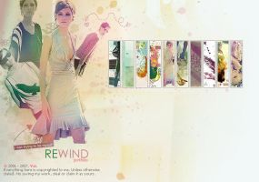 Rewind Portfolio by suicidekills