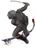 Heartblade Snake-Eyes by jameson9101322