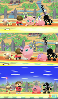 Super Smash Bros 9-Gag #2 by PxlCobit