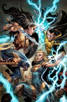 Injustice 2 by arf
