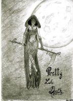 Pretty Like Death by Nocturnaline