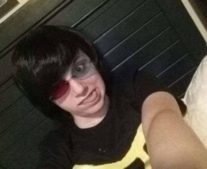 Human Sollux Cosplay? - by KarKatCaptor1
