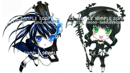 BRS-key holders by MONO-Land