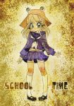 JE -  Suwako School Time Print by Kawaii-Dream