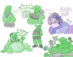 A Certain Green Slime by BlakerOats