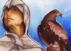 Altair- Birds of a Feather by GuiltyOne
