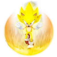 Super Sonic 2018 Render by Nibroc-Rock