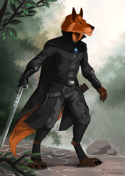 Chasseur by Noxyfer