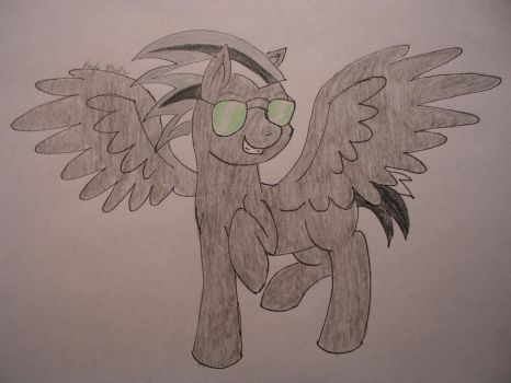Storm Dasher by NightMareBabe14