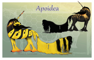 Apoidea Mutation by Astralseed