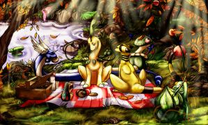 Time for a breather - Pokemon