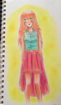 Pastel Practice - Spring by Music-My-Addiction