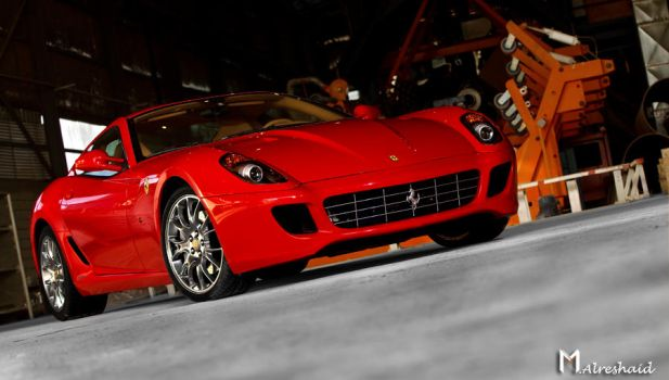 Ferrari Magic III by GTMQ8