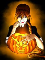 Trick or treat, Heero? by LadySexaroid