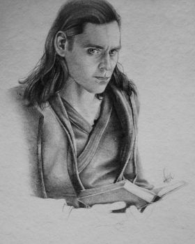 Loki by RonjaKnippers