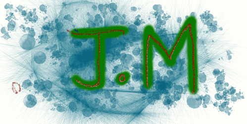 new JM logo by Demon46