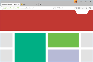 Firefox Windows 10 concept by United600