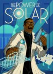 COM-ED The Power of Solar poster by PaulSizer