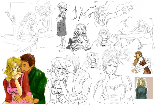 sketch dump of sketchiness by kelly--bean