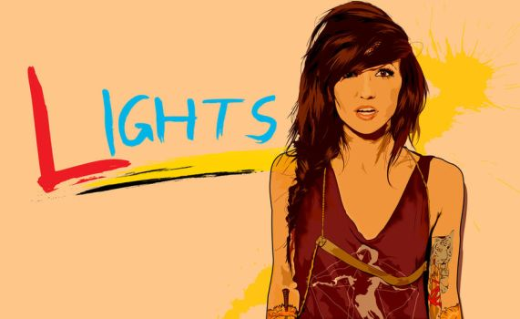 Lights Poxleitner by FallOutHero