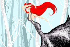Once Upon a Time: Ariel by suisei-ojii-sama
