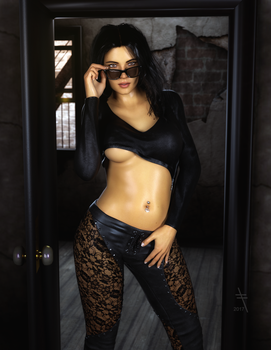 Sexy Living 46 by TweezeTyne